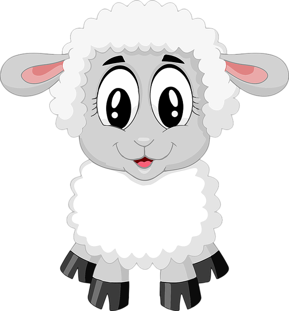 Baby lamb clipart for photoshop vector clipart Lamb cartoon clipart images gallery for free download | MyReal clip ... clipart