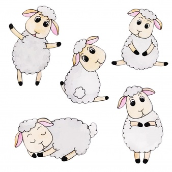 Baby lamb clipart for photoshop vector clip transparent download Sheep Vectors, Photos and PSD files | Free Download clip transparent download