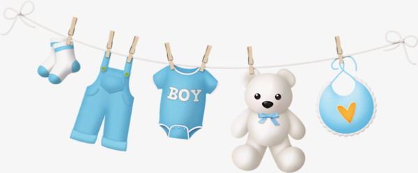 Drying Baby Clothes Patterns, Baby Clipart, Clothes Clipart, Drying ... banner royalty free stock