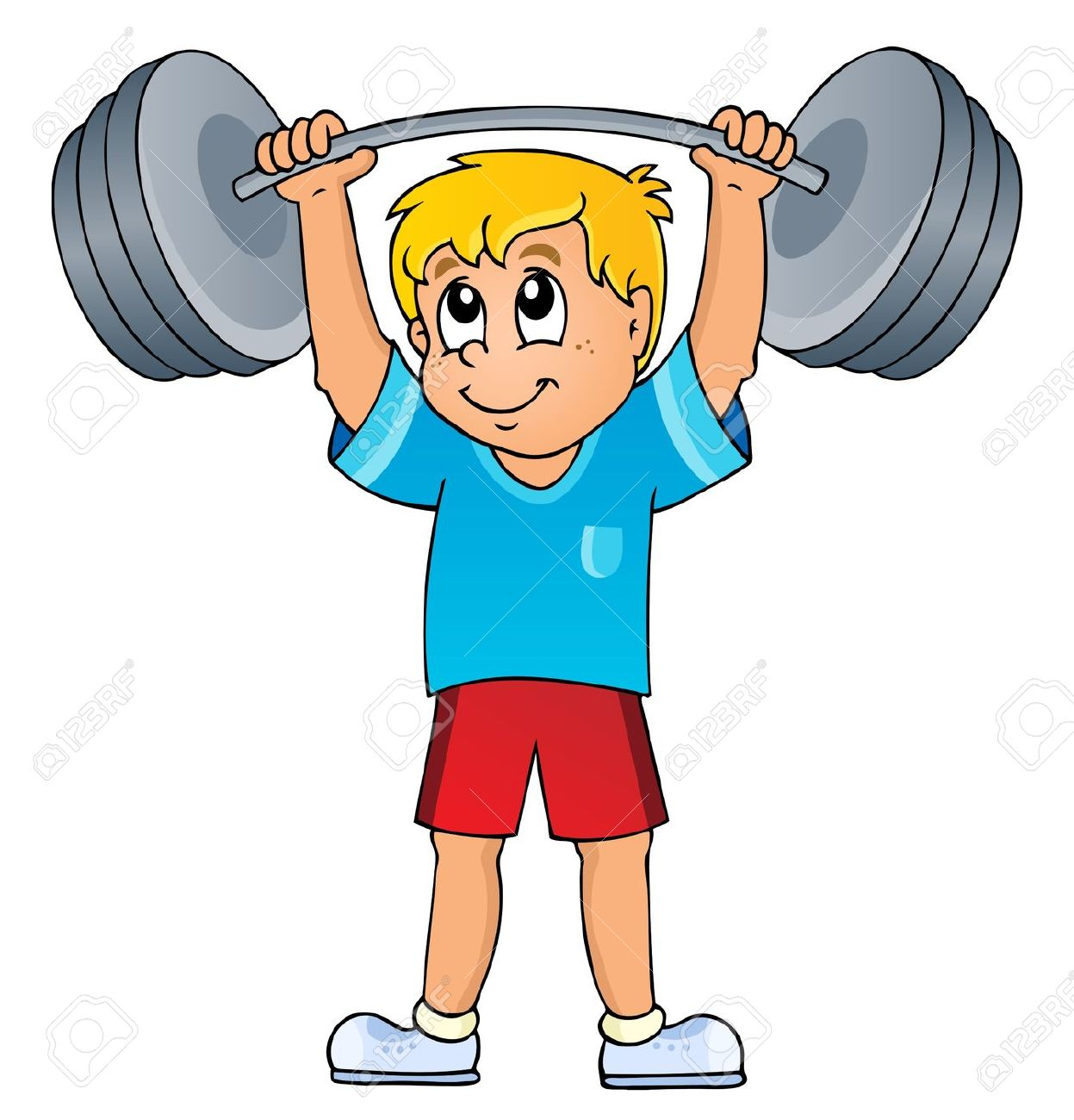 Weight lifter clipart graphic Girl Lifting Weights Clipart | Free download best Girl Lifting ... graphic