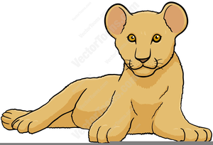 Baby lion cub clipart clip art library Free Clipart Lion Cub | Free Images at Clker.com - vector clip art ... clip art library