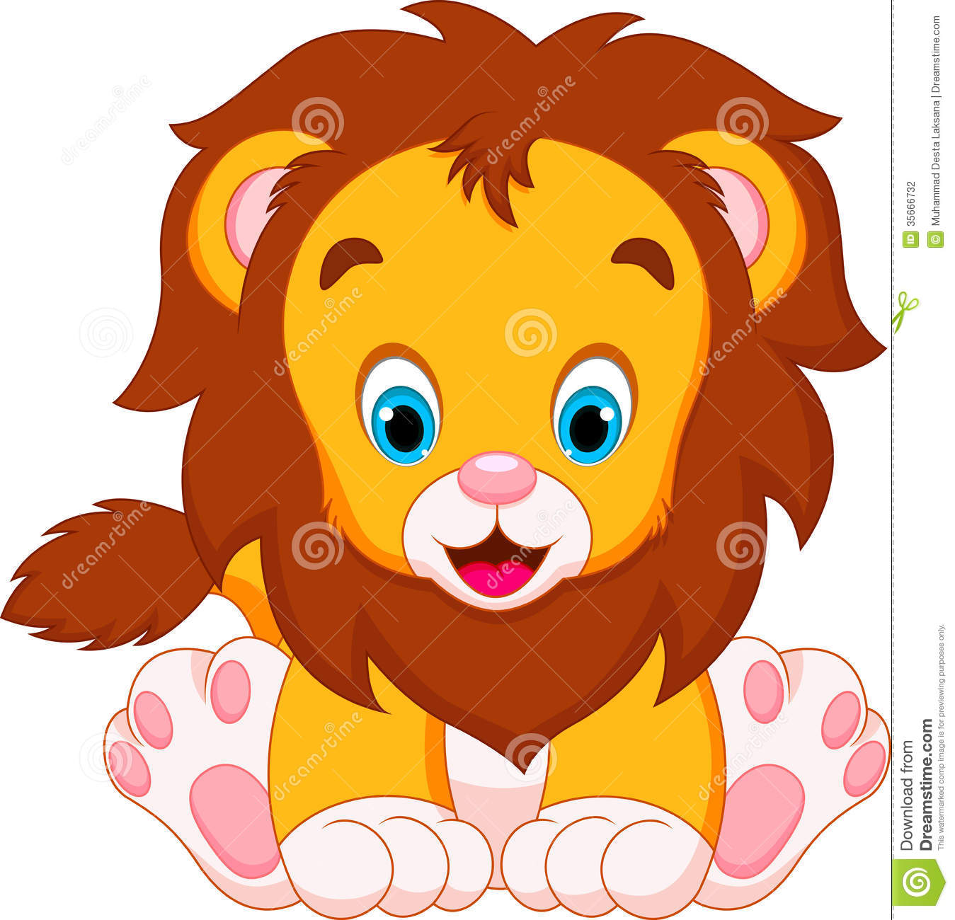 Baby lion cub clipart vector library stock Free Cute Pics Of Lions Clipart, Download Free Clip Art, Free Clip ... vector library stock