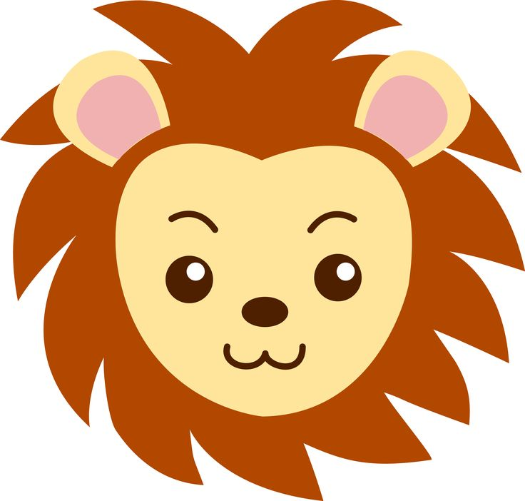Baby lion face clipart banner transparent stock Lions Clipart | Free download best Lions Clipart on ClipArtMag.com banner transparent stock