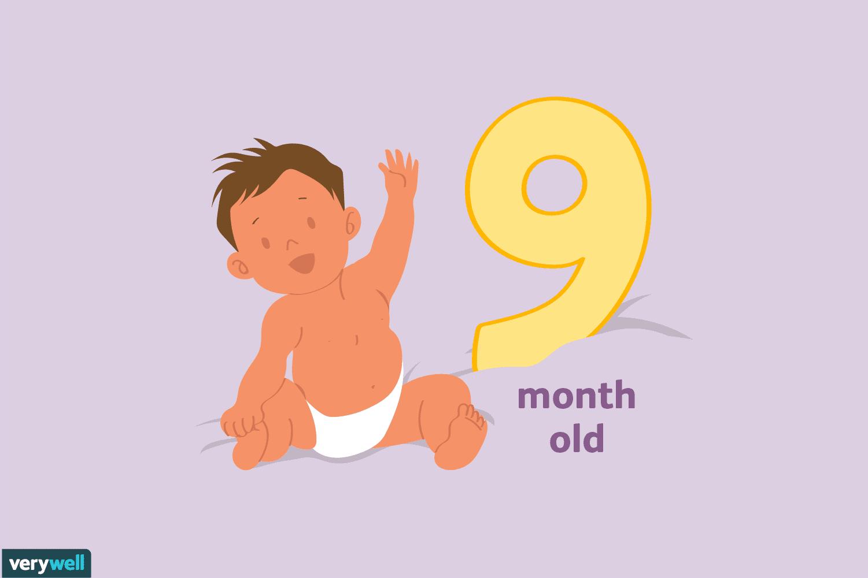 Children milestones clipart png royalty free stock Your 9-Month-Old Baby: Development & Milestones png royalty free stock