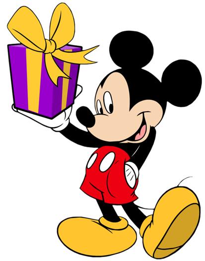 Disney character birthday clipart clip art library library Baby Mickey Mouse 1st Birthday Clip Art   Clipart Panda - Free ... clip art library library