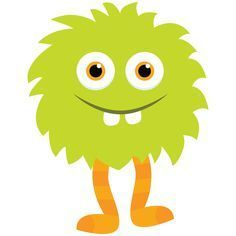 Baby monster clipart graphic royalty free Baby Monster Clipart - Free Clip Art Images | Brody\'s monster 1st ... graphic royalty free