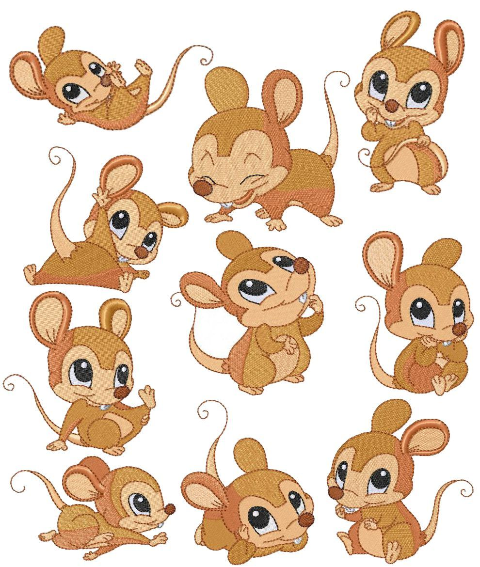 Cute little mouse clipart jpg transparent library Cute Mice Clipart | Baby Mouse by Carmella\'s Korner CKC-214 [EPB1166 ... jpg transparent library