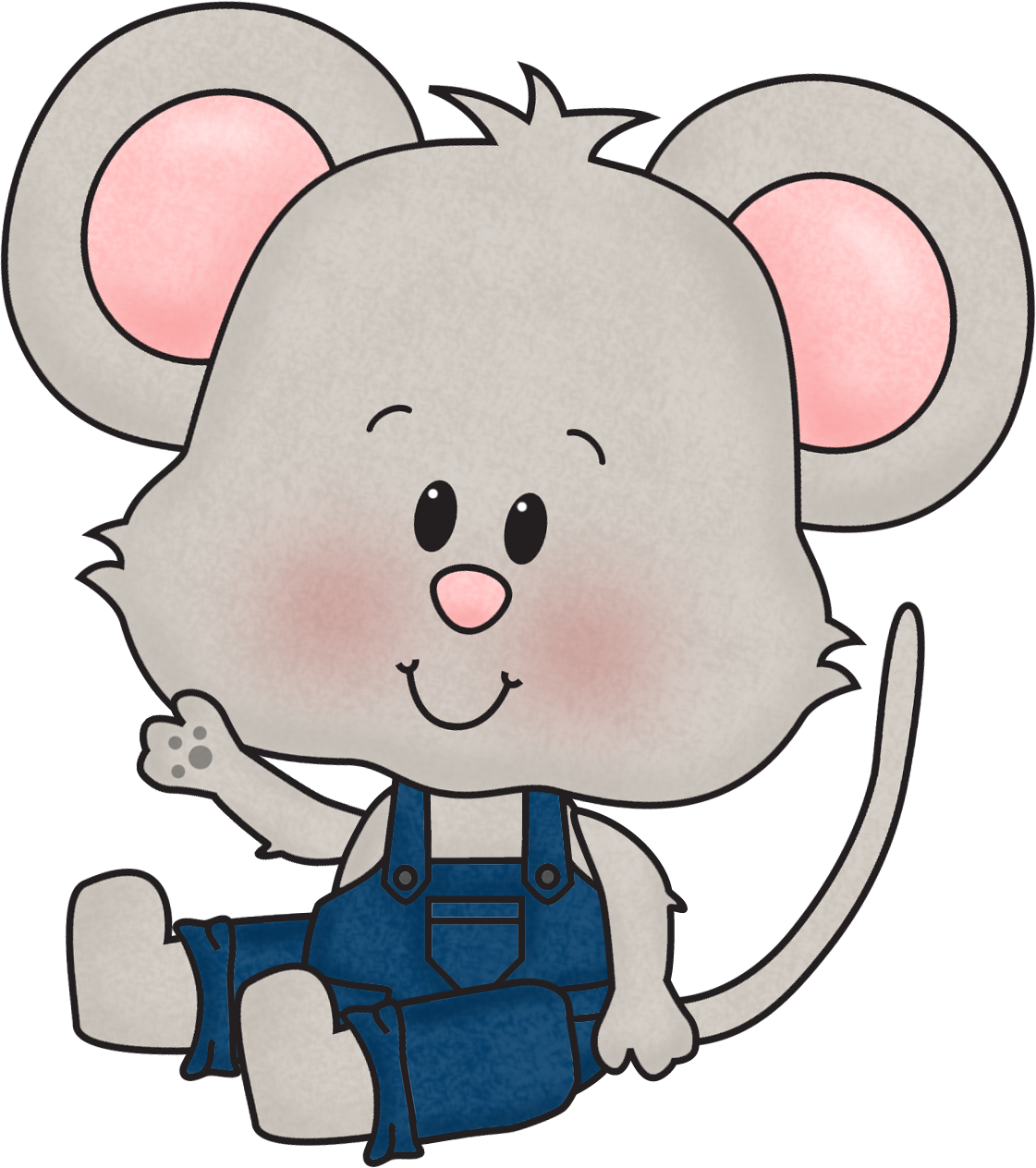 Raton clipart picture free stock Free Cute Mouse Cliparts, Download Free Clip Art, Free Clip Art on ... picture free stock
