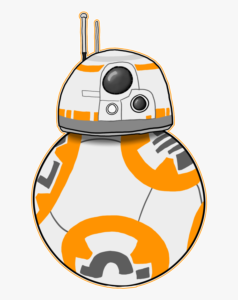 Baby orange star wars clipart image stock Bb-8 Star Wars Png Free Download - Star Wars Bb8 Clipart #114368 ... image stock