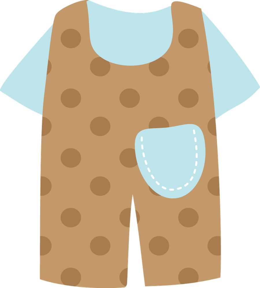 Baby overalls clipart png image download Pajamas clipart baby overalls, Pajamas baby overalls Transparent ... image download