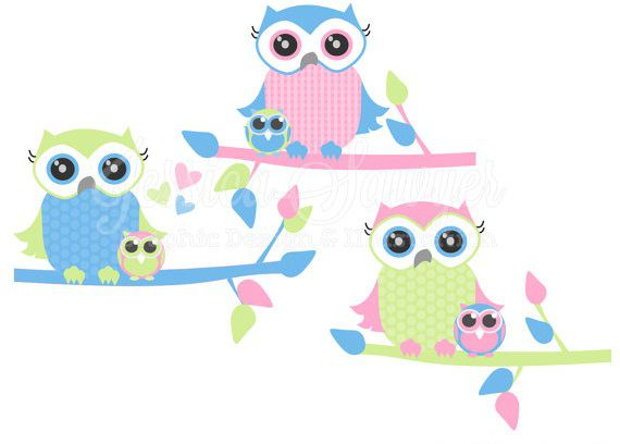 Baby owl clipart free banner library stock Free Mom Owl Cliparts, Download Free Clip Art, Free Clip Art on ... banner library stock