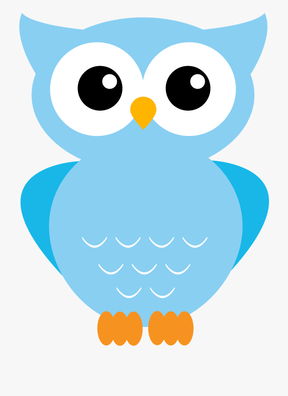 Baby owl clipart free free Owl Clip Art Adorable Owl - Owl Baby Boy Shower #71548 - Free ... free