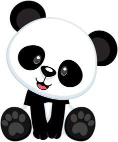 Baby panda clipart clip art transparent stock Baby Panda Clipart 1 by soarsense, $5.00 - Clip Art Library clip art transparent stock