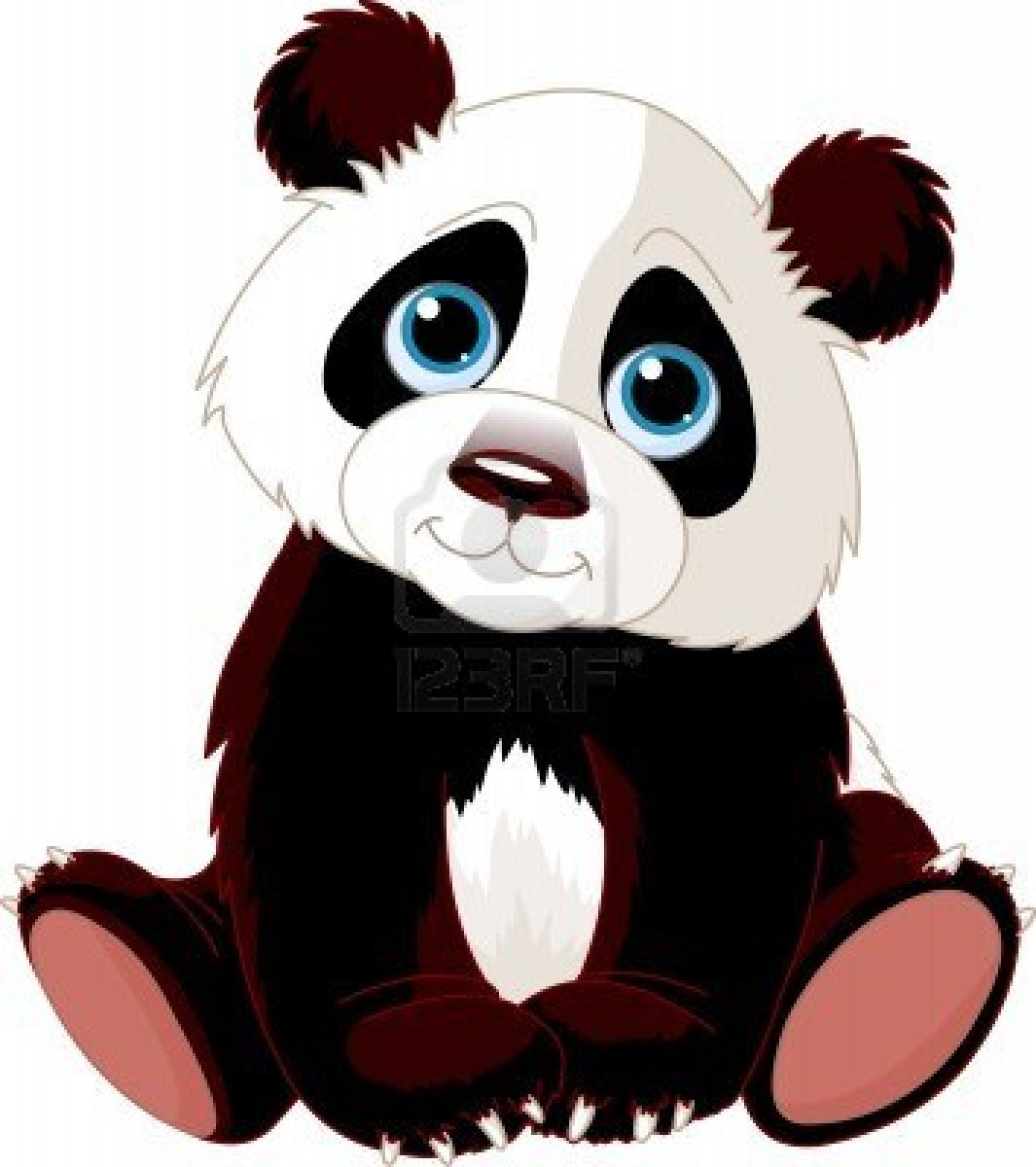 Baby panda clipart clipart transparent Baby panda clipart 9 » Clipart Station clipart transparent