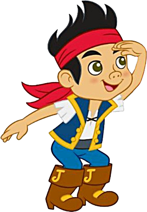 Baby pirate clipart banner royalty free download HD Baby Pirate Background Png Image - Clipart Jack And The Neverland ... banner royalty free download