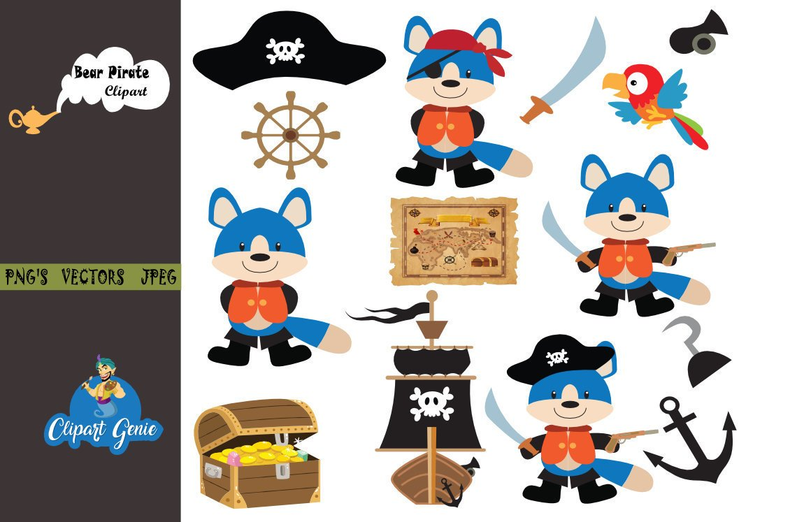 Baby pirate clipart picture library library pirateclipart hashtag on Twitter picture library library