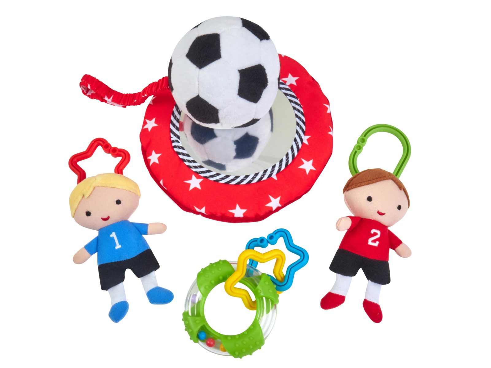 Baby playing football clipart graphic royalty free download Baby Football Activity Gym and Play Mat graphic royalty free download