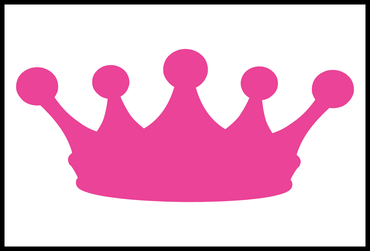 Baby princess crown clipart jpg black and white library Astonishing Princess Crown Clipart Wallpaper Pageants - Pink Crown ... jpg black and white library