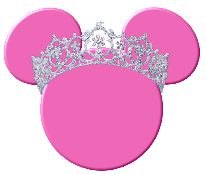 Putting crown on head clipart png transparent download Minnie Mouse Silhouette | Minnie Mouse Heads Clipart | Craft Ideas ... png transparent download