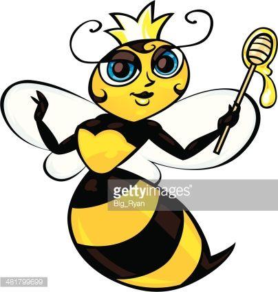 Baby queen bee clipart picture free download cartoon queen bee | drawing | Queen bee tattoo, Bumble bee cartoon ... picture free download