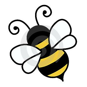 Bee image clipart logo image free stock Free Cute Bee Clip Art | An illustration of a cute bee « Free Stock ... image free stock