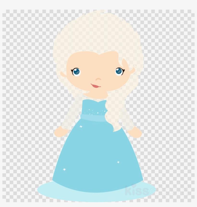 Snow queen clipart