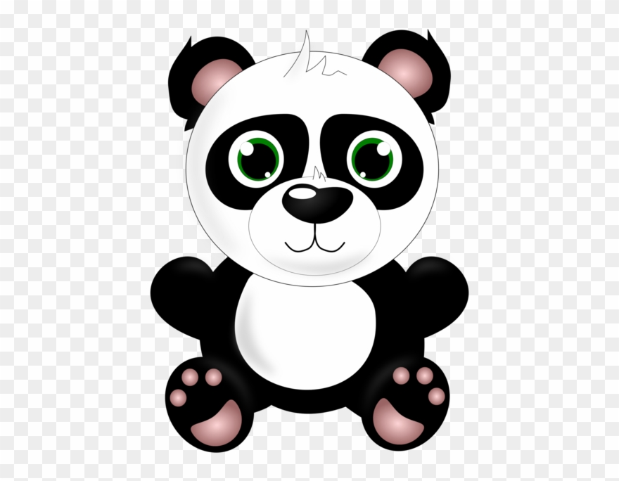 Baby queen clipart image royalty free library Giant Panda Bear Baby Grizzly Drawing Infant - Baby Panda Queen ... image royalty free library