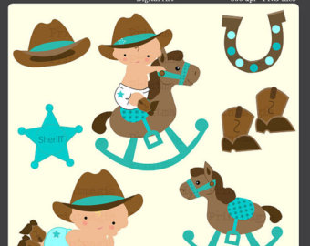 Baby rodeo clipart picture transparent Baby Cowboy Clipart & Look At Clip Art Images - ClipartLook picture transparent