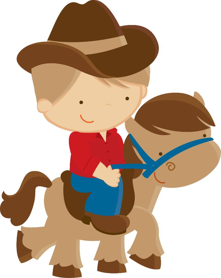 Baby rodeo clipart clip art royalty free library Baby Cowboy Clipart & Look At Clip Art Images - ClipartLook clip art royalty free library