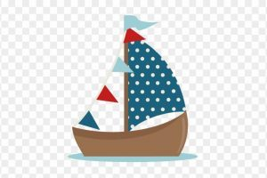Baby sailboat clipart banner freeuse library Blue baby sailboat clipart 2 » Clipart Portal banner freeuse library