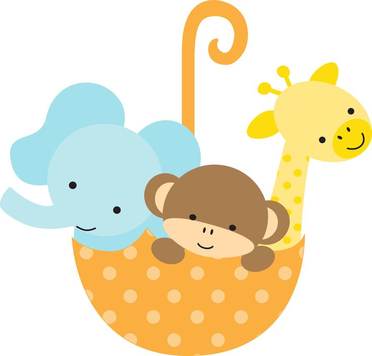 Nursery animal clipart png transparent stock Baby Animal Clipart Baby Shower | Free download best Baby Animal ... png transparent stock