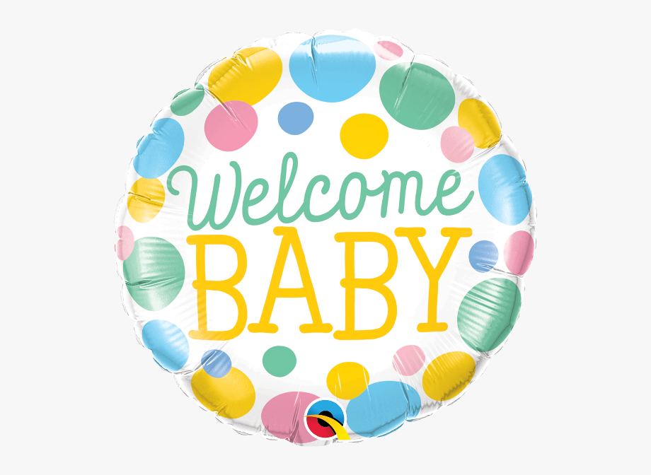 Baby shower balloon clipart picture download Baby Shower Balloons - Welcome New Baby Transparent #111705 - Free ... picture download