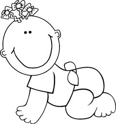 Baby shower black and white clipart free graphic royalty free stock Free Baby Shower Clip Art Black And White, Download Free Clip Art ... graphic royalty free stock