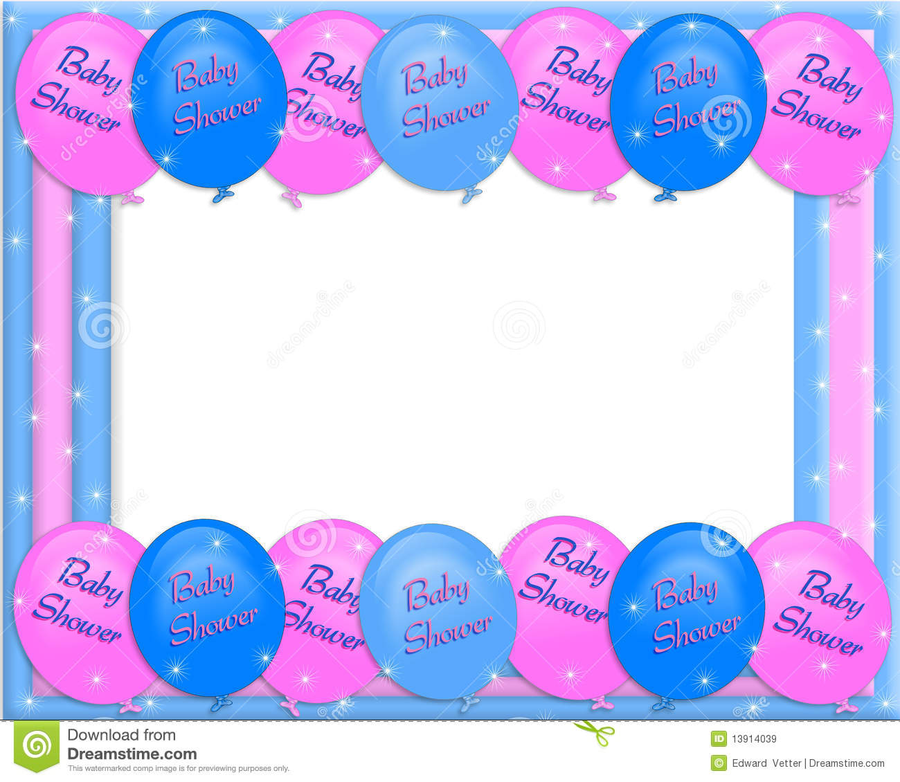 Baby shower borders clip art picture royalty free stock Baby shower clip art border - ClipartFest picture royalty free stock