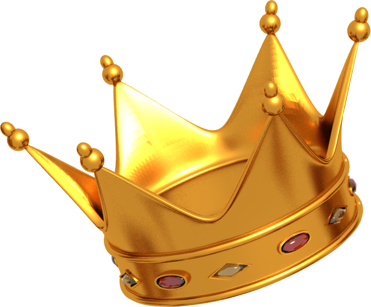 Clipart crown transparent vector royalty free stock Crown transparent crown image with transparent background | Crowns ... vector royalty free stock