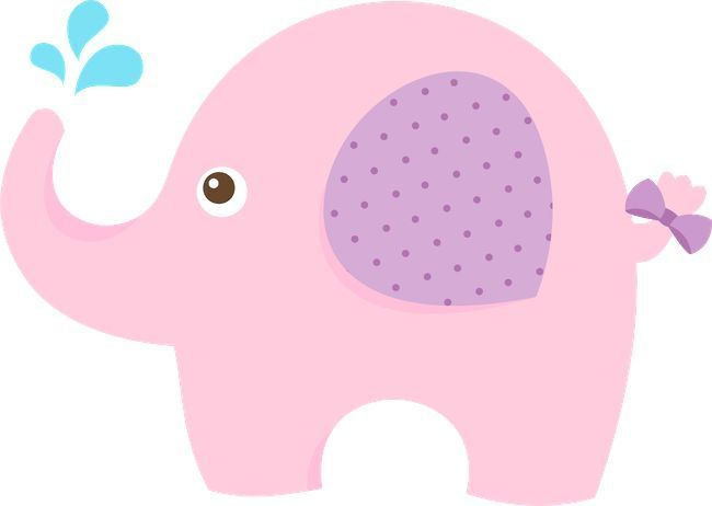 Pink baby shower elephant clipart banner free stock Free Baby Shower Clip Art, Download Free Clip Art, Free Clip Art on ... banner free stock