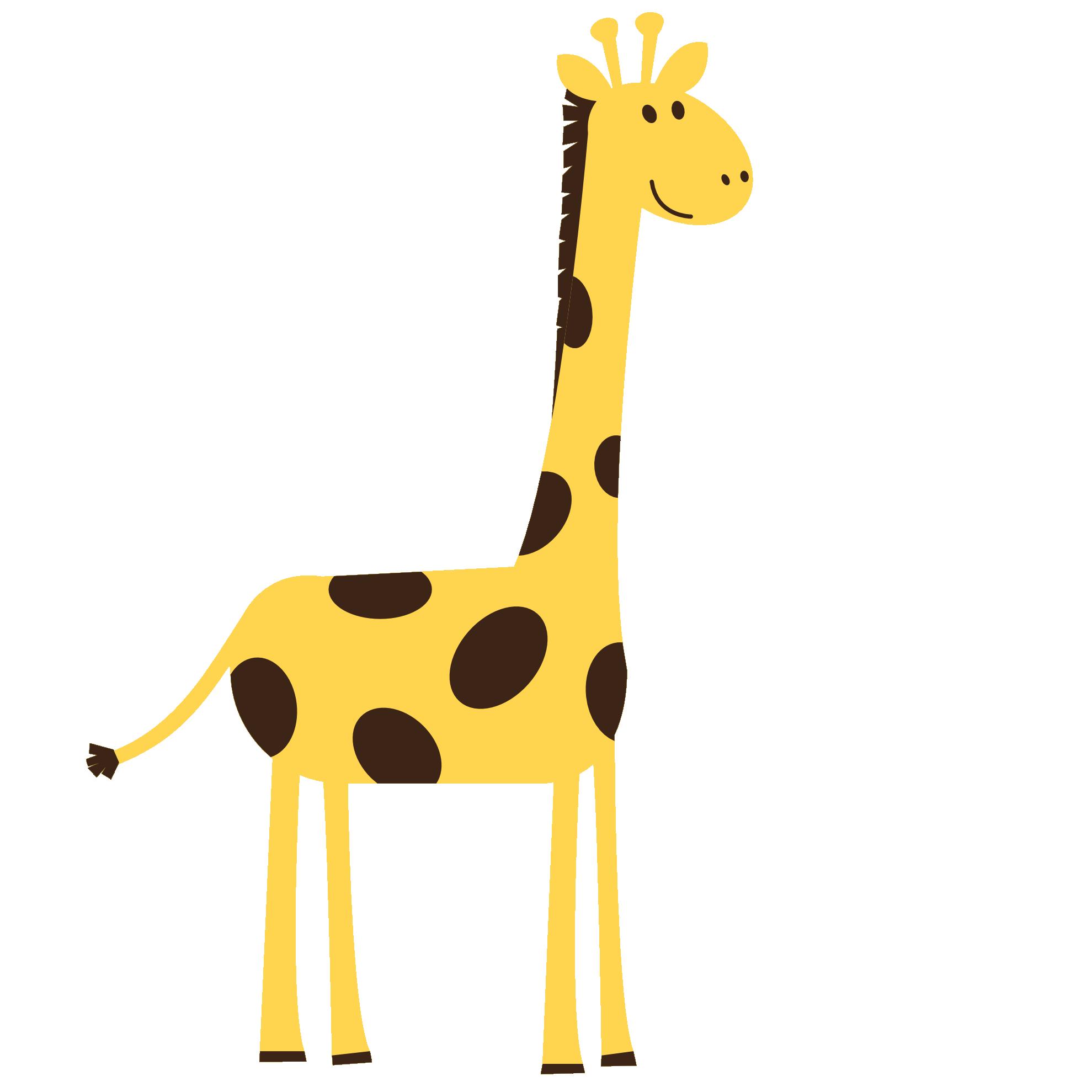 Baby shower giraffe clip art image library library Clip art giraffe - ClipartFest image library library