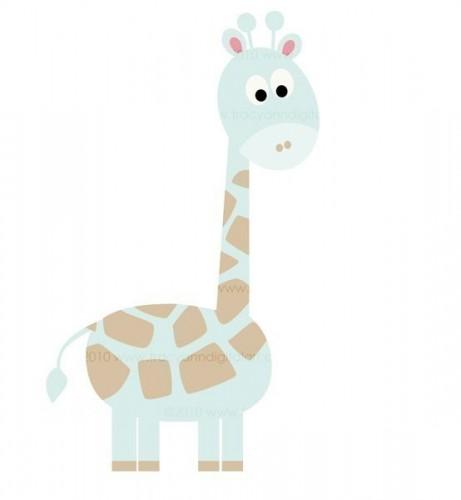 Baby shower giraffe clip art clip art library Giraffe Baby Shower Clipart - Clipart Kid clip art library