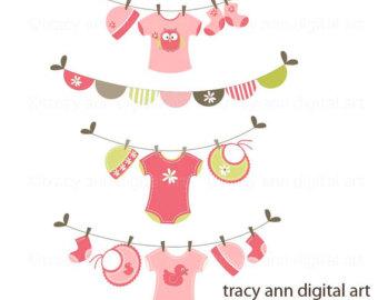 Baby shower girl clip art jpg library download Baby shower clipart girl border - ClipartFest jpg library download