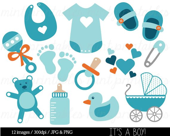 Free boy baby shower clipart image download Baby Boy, Baby Shower Clipart Clip Art, Blue Baby Clipart, onesie ... image download
