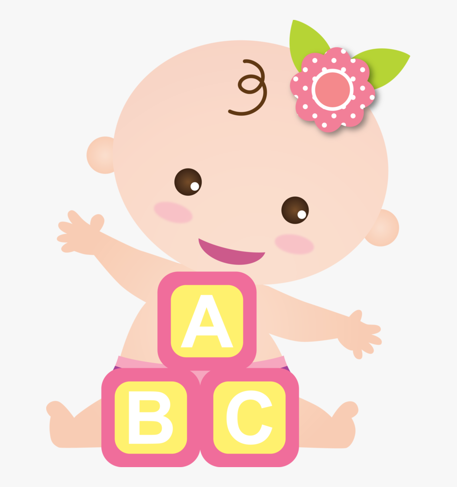 Baby shower images girl clipart clip art royalty free Scrapbook Clipart Baby Shower - Cute Baby Girl Clipart #242170 ... clip art royalty free