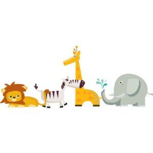 Cute animals taking baths and showers pinterest clipart image royalty free library Free Safari Theme Cliparts, Download Free Clip Art, Free Clip Art on ... image royalty free library