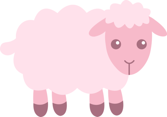 Baby shower lamb clipart clip art free stock Pin by ila yoyo on baby shower clip art   Pink sheep, Sheep drawing ... clip art free stock