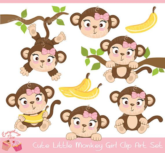 Baby shower monkey clip art.  images about mykala