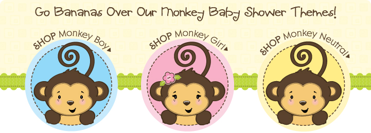 Baby shower monkey clip art picture Twins Baby Shower Monkey Clipart - Clipart Kid picture