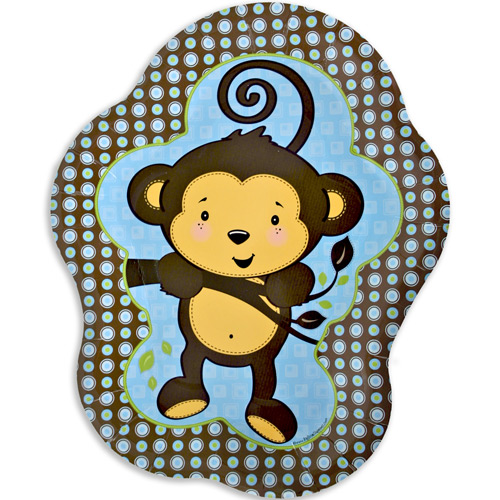 Clipart clipartfest boy party. Baby shower monkey clip art