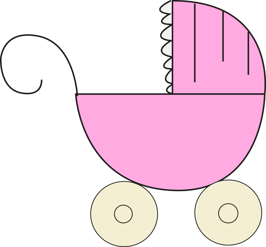 Pink baby pin clipart transparent image free download Free Baby Shower Pictures For Girls, Download Free Clip Art, Free ... image free download