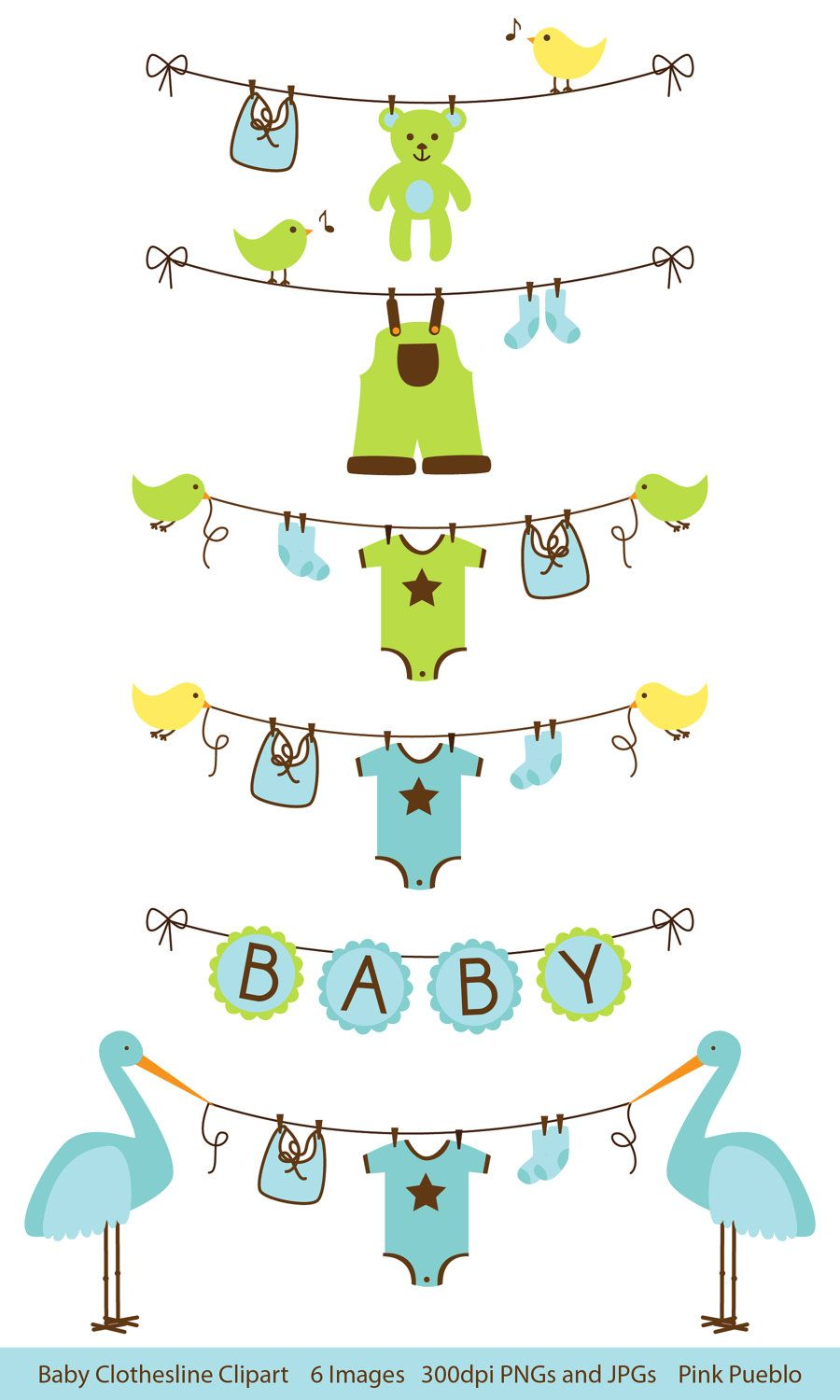Ting clipart clipart transparent download Baby Boy Clothesline Clipart Clip Art, Baby Shower Clip Art Clipart ... clipart transparent download