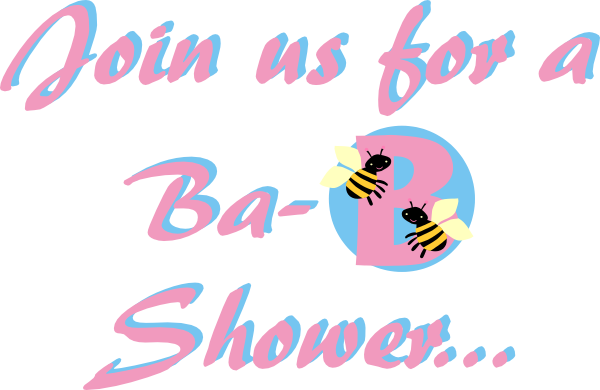 Sprinkle kid shower invitation. Baby showers clipart