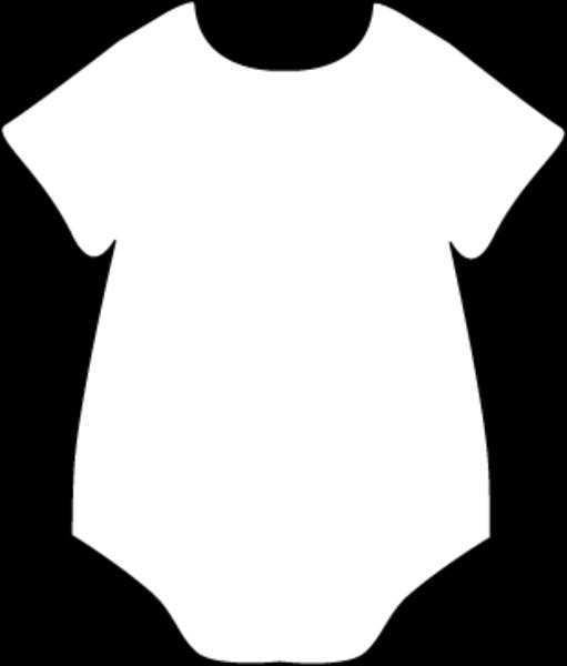 Baby showing on shirt clipart jpg stock onesie+clipart | Large | clipart | Baby onesie template, Baby shower ... jpg stock